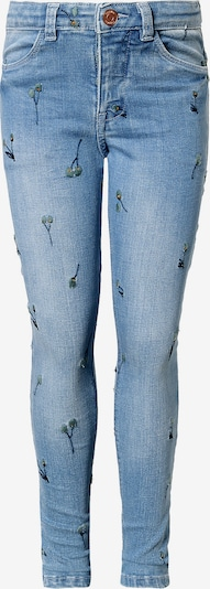 Noppies Jeans in blue denim / mischfarben: Frontalansicht