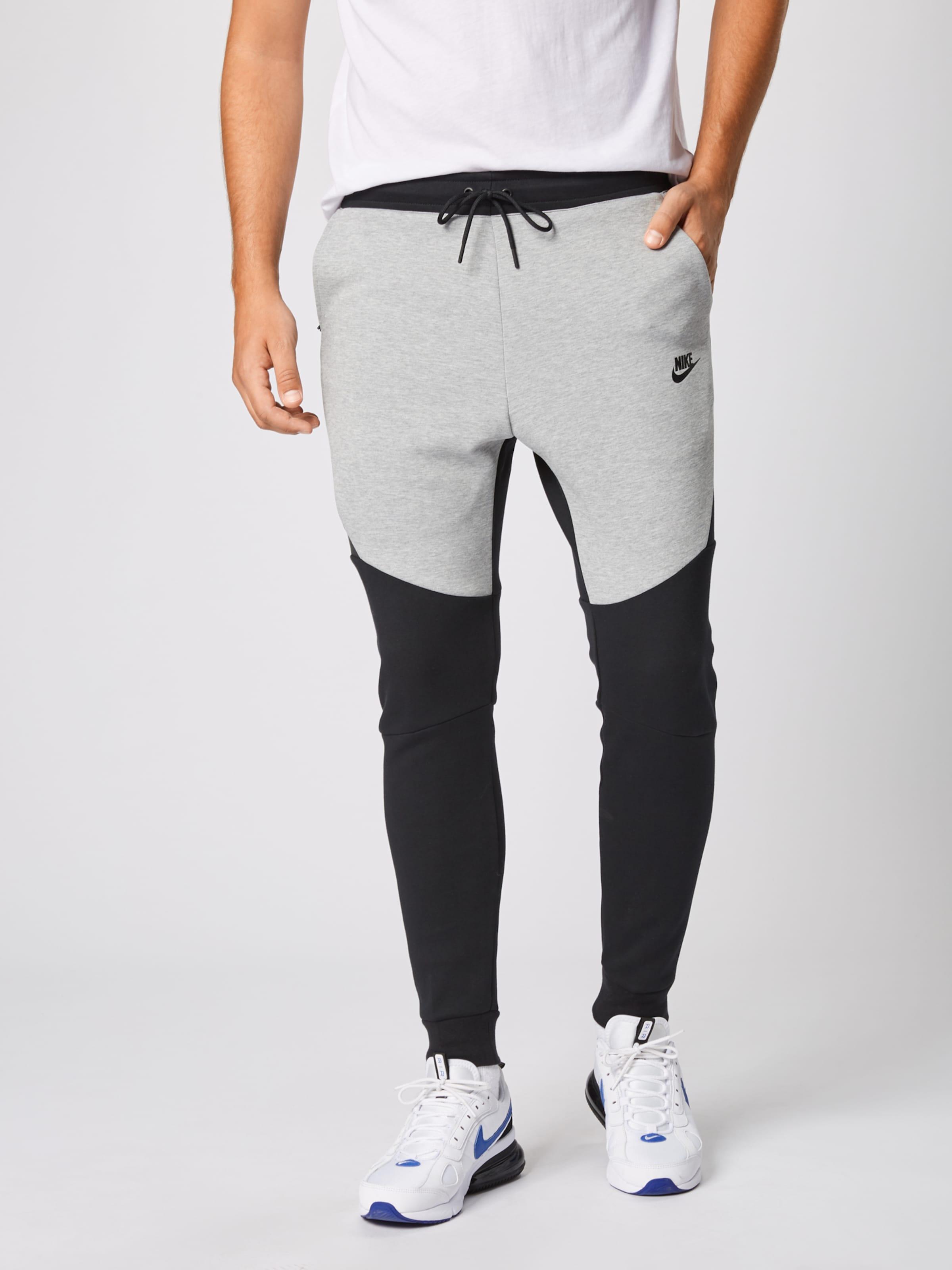 Sportswear En ClairNoir Pantalon Gris Nike 7Yb6yfg