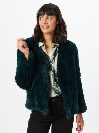 Arch The Label Jacke 'Victoria' in grün, Modelansicht