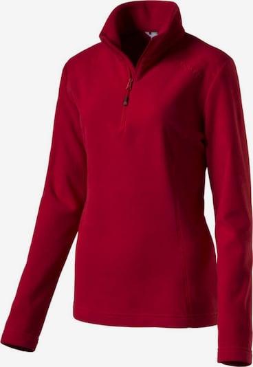Schöffel Shirt 'Mainz' in dunkelrot, Produktansicht