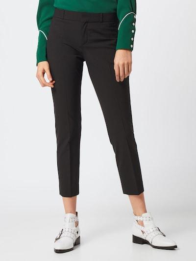 Banana Republic Hose 'AVERY WASHABLE LWW BLACK PANT' in schwarz, Modelansicht