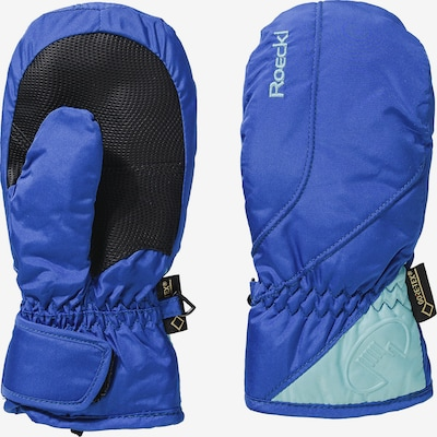 Roeckl SPORTS Fausthandschuh 'ALBERTA' in blau, Produktansicht
