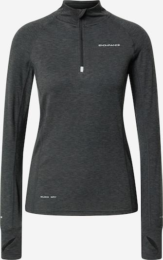 ENDURANCE Koszulka funkcyjna 'Canna V2' w kolorze ciemnoszarym, Podgląd produktu