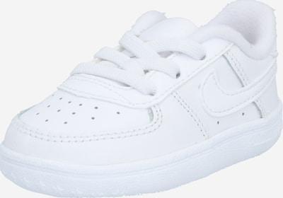 Nike Sportswear Schuh 'Force 1 Crib' in weiß, Produktansicht