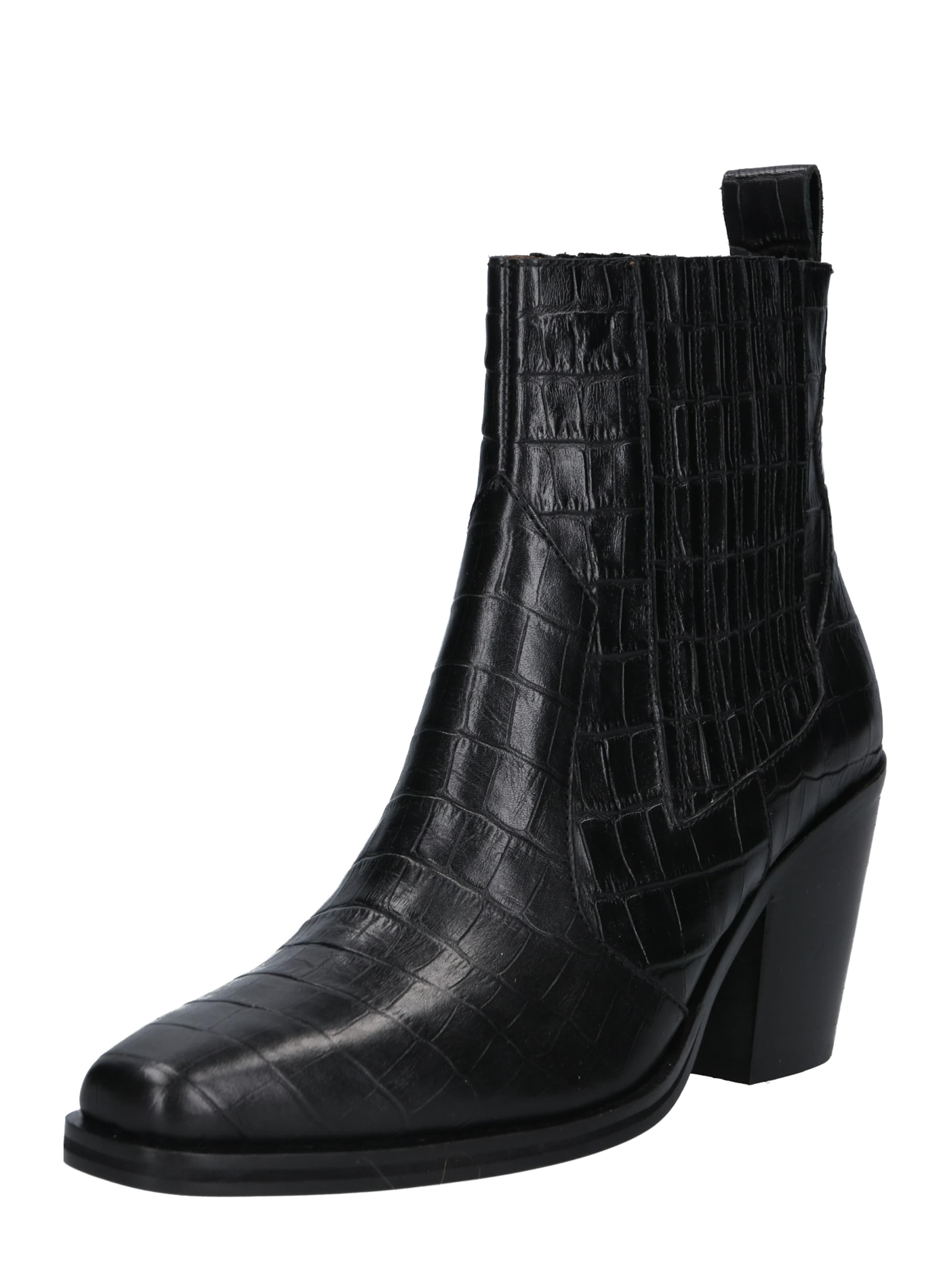 About 'nila Boots En You Chelsea Shoe' Noir 3LAR45jq