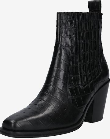 Bottines 'Nila Shoe' ABOUT YOU en noir