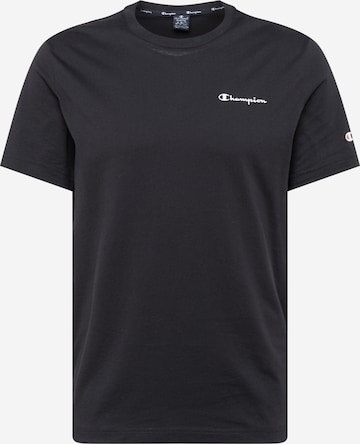 Champion Authentic Athletic Apparel Shirt in Black