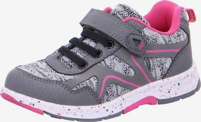 LURCHI Schuhe in grau / lila, Produktansicht