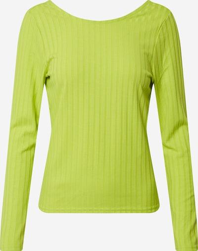 ONLY Shirt 'ONLGINA' in limette, Produktansicht