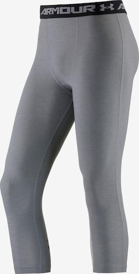 UNDER ARMOUR Hose in grau / schwarz, Produktansicht