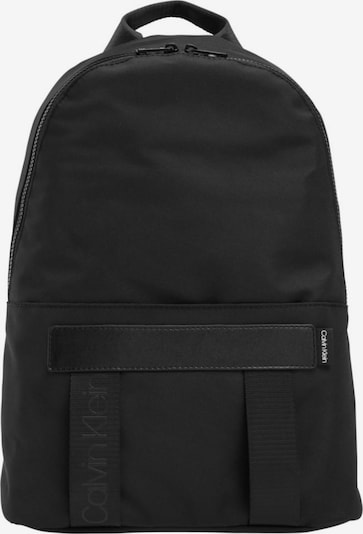 Rucsac 'Nastro' Calvin Klein pe negru, Vizualizare produs