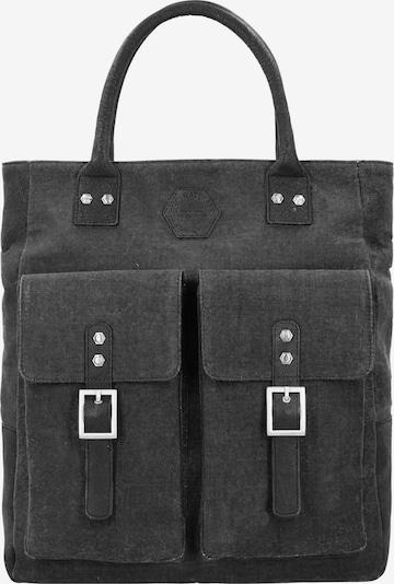 Epic Naturals Handtasche 40 cm Laptopfach in schwarz, Produktansicht