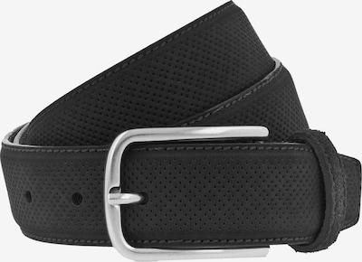 VANZETTI Gürtel 35 mm in schwarz, Produktansicht