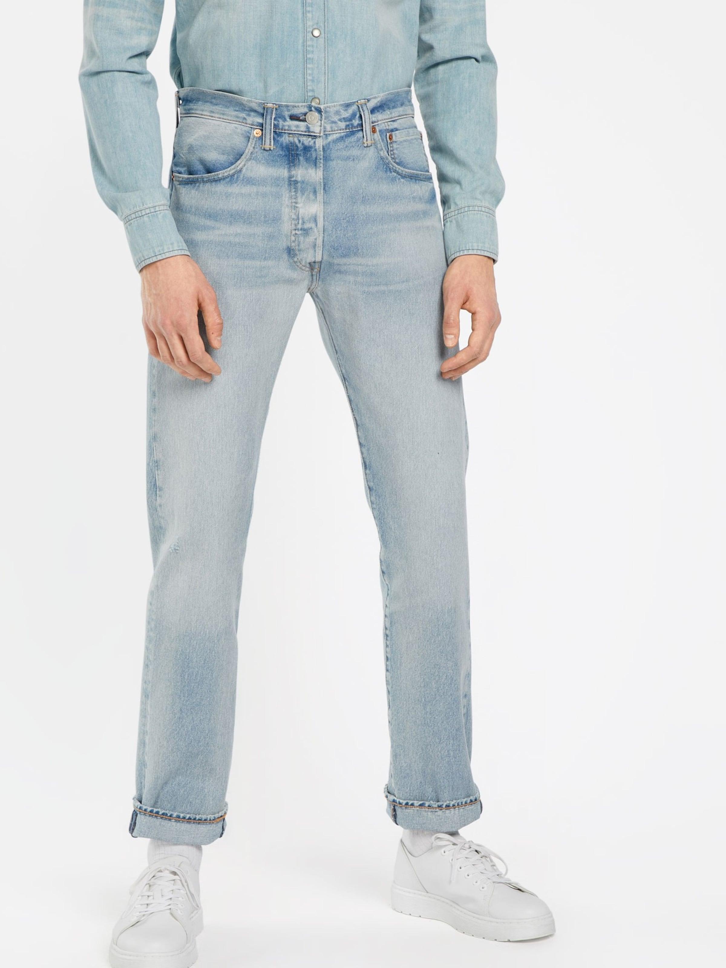 LEVI'S Jeans '501 ORIGINAL FIT'