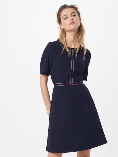 TOMMY HILFIGER Kleid 'ANGELA' in dunkelblau, Modelansicht