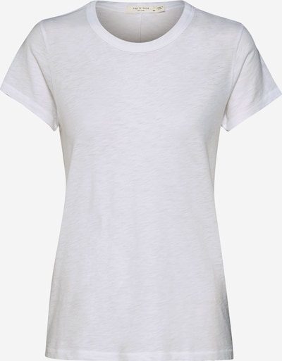 rag & bone T-shirt 'The Tee' in weiß, Produktansicht