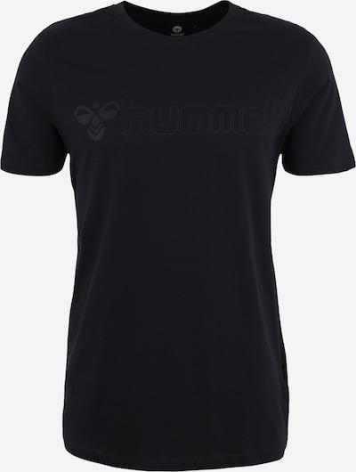 Hummel Shirt 'LUKE' in schwarz, Produktansicht
