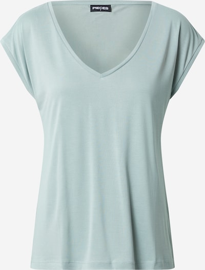 PIECES T-Shirt 'KAMALA' in jade, Produktansicht