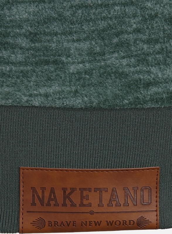 naketano Zipped Jacket 'Der Gedudelte V'