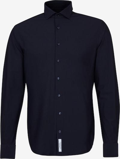 Jacques Britt Hemd in kobaltblau, Produktansicht