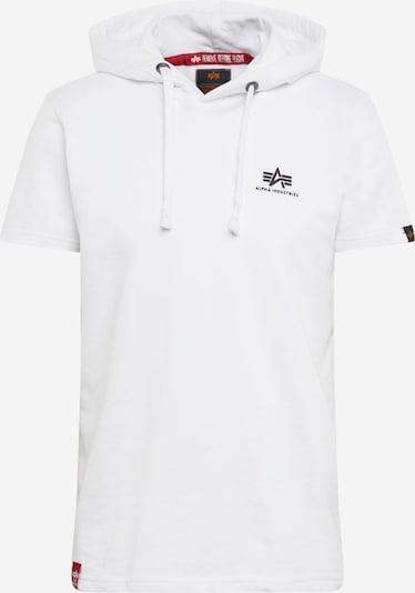 ALPHA INDUSTRIES Tričko - bílá, Produkt