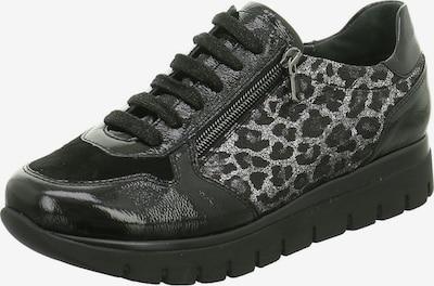 SEMLER Schnürschuhe in grau / silbergrau / mischfarben / schwarz, Produktansicht