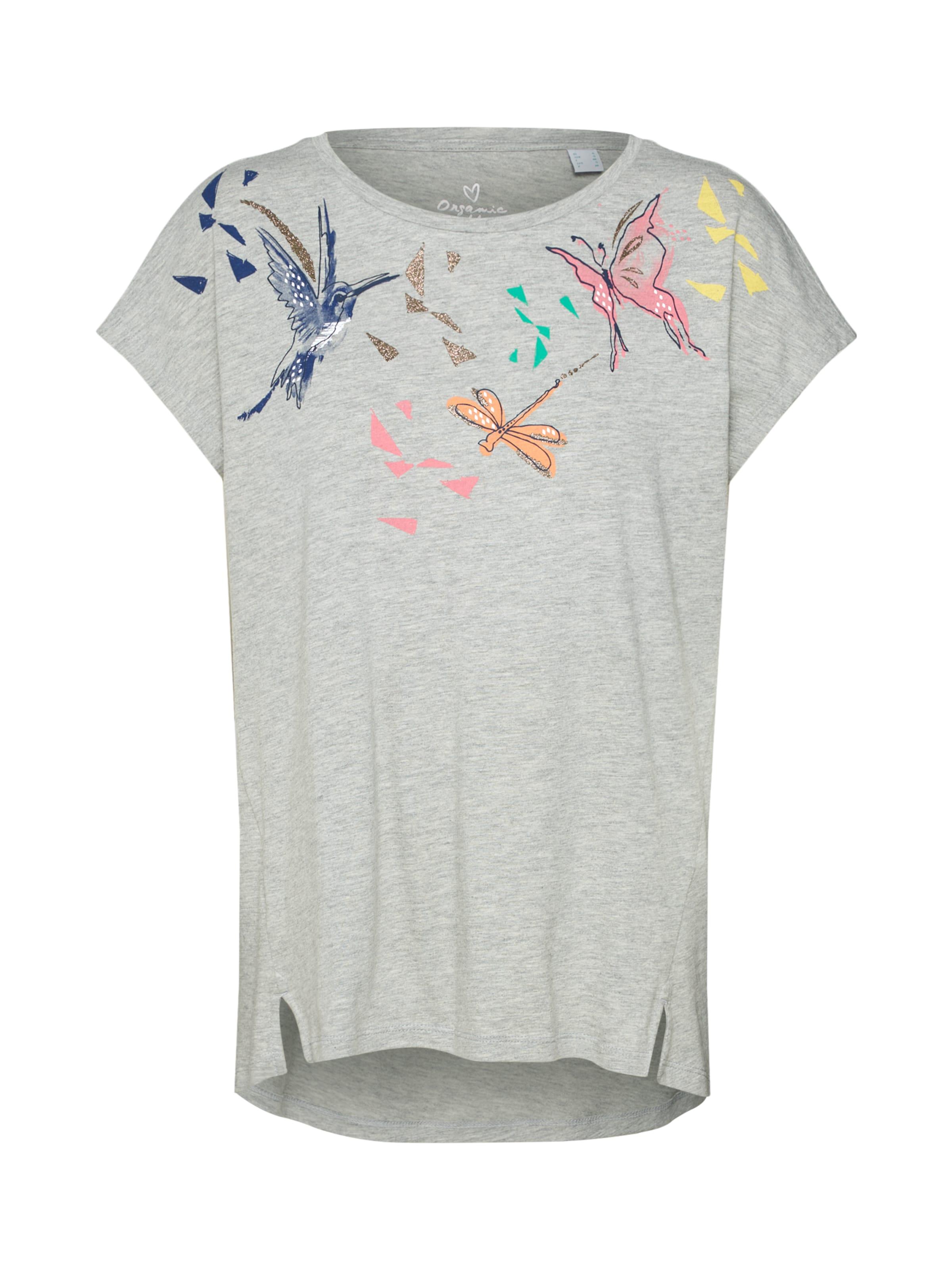 shirt T' Gris En ClairMélange T Esprit De Aw Couleurs Bird 'ocs DE9IW2YH