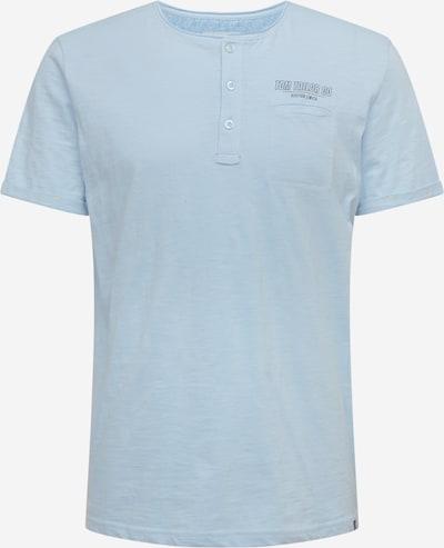 TOM TAILOR Shirt in hellblau, Produktansicht