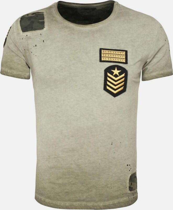 Key Largo T-Shirt 'Desert'