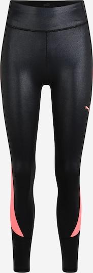 PUMA Pantalon de sport 'Pearl' en rose / noir, Vue avec produit