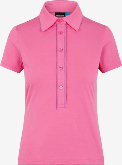 J.Lindeberg Poloshirt 'Flor' in pink, Produktansicht