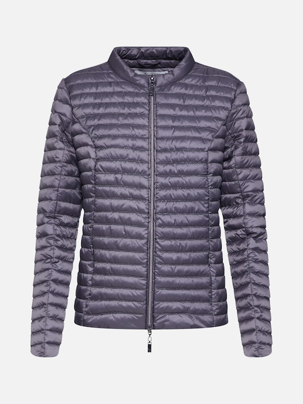 Monari Kettendetails' Mit Grau In 'steppjacke Jacke tCdrshQ
