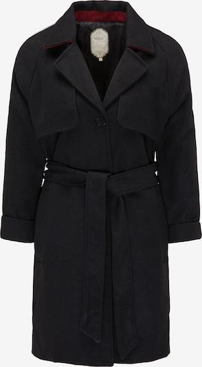 Usha Mantel in schwarz, Produktansicht
