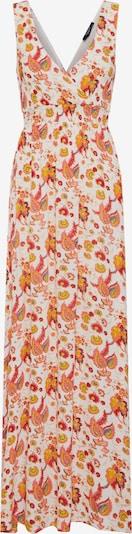 SISTERS POINT Kleid 'ILSE-DR1' in orange / rot / weiß, Produktansicht