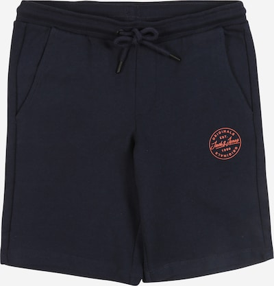 Jack & Jones Junior Shorts in navy, Produktansicht