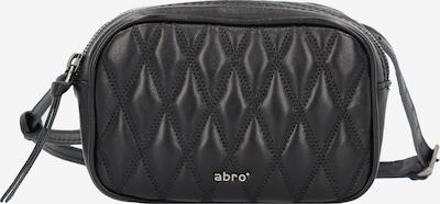 ABRO Gürteltasche 'Romby' in schwarz, Produktansicht