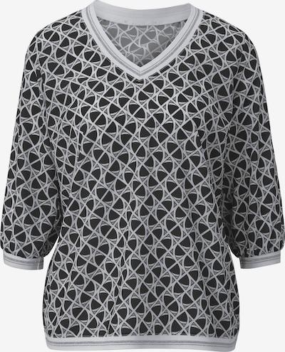 Camicia da donna heine di colore écru / nero, Visualizzazione prodotti