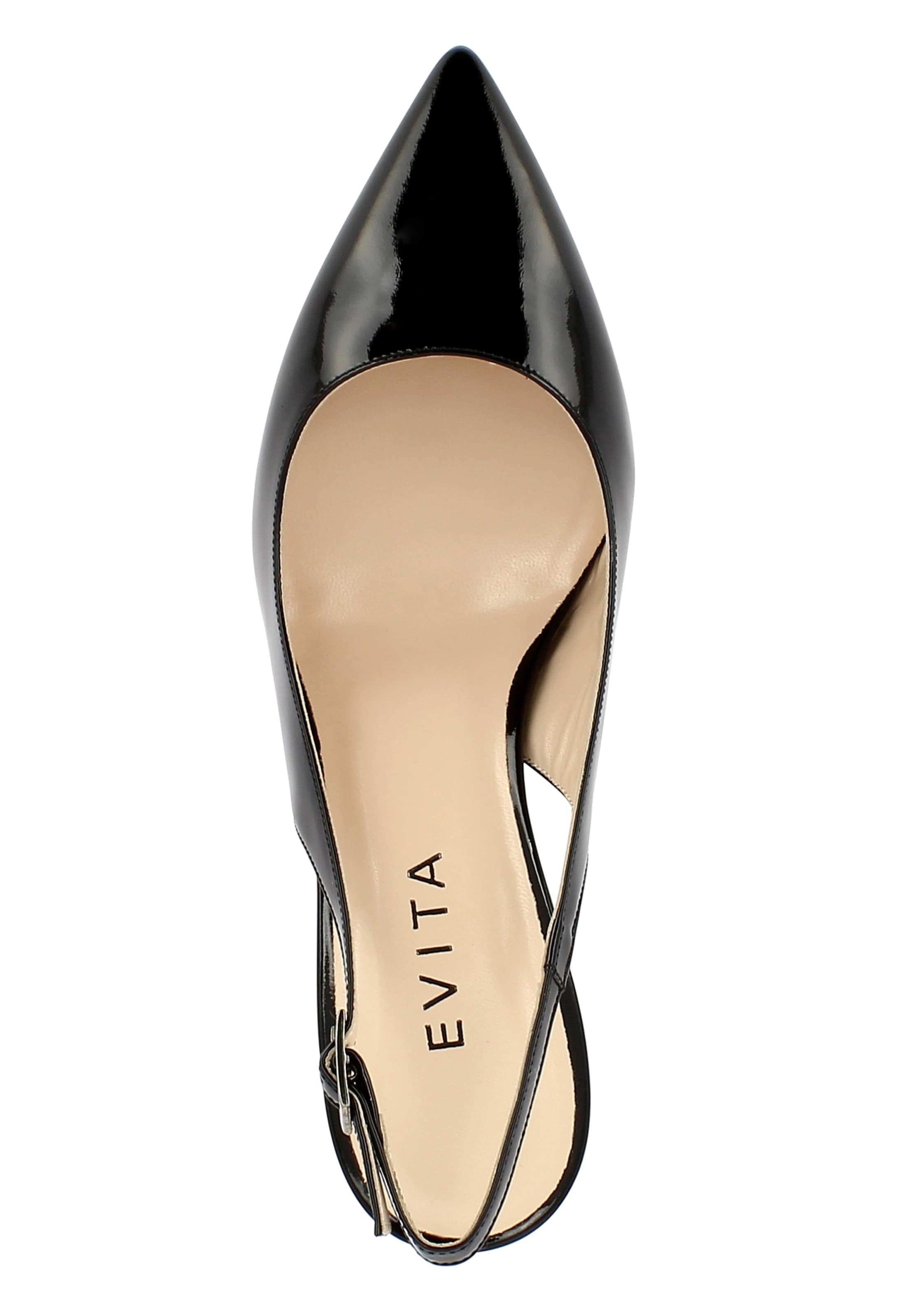 EVITA Sling Pumps Outlet-Store Online aymK4wT0ow