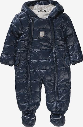 KANZ Schneeanzug mit Kapuze in dunkelblau, Produktansicht