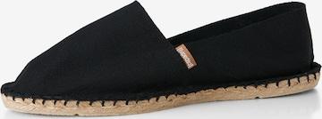 espadrij l´originale Espadrilles 'Classic' i svart
