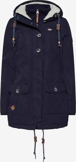 Ragwear Winterparka 'JANE' in de kleur Navy, Productweergave