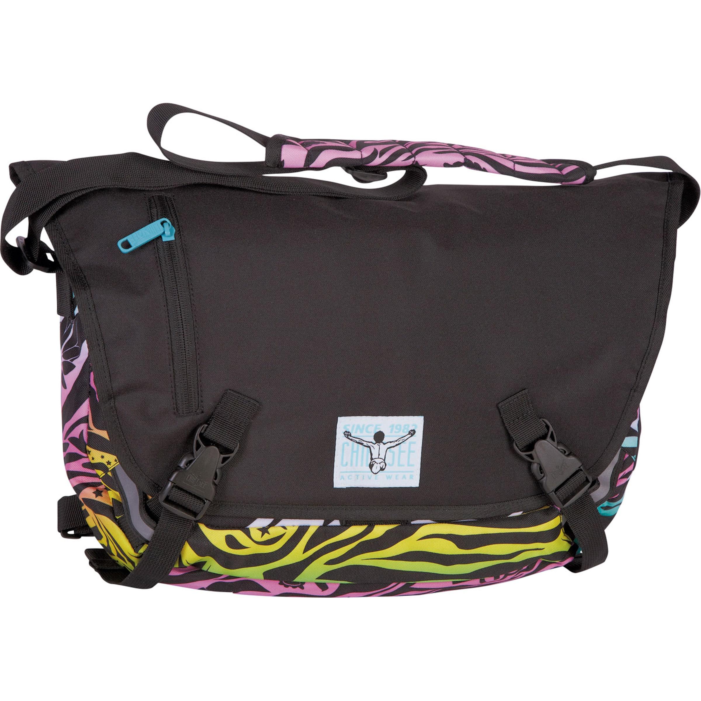 Chiemsee 41 Sport GelbDunkelgrau Rosa Cm In Messenger Laptopfach P8XOkn0w