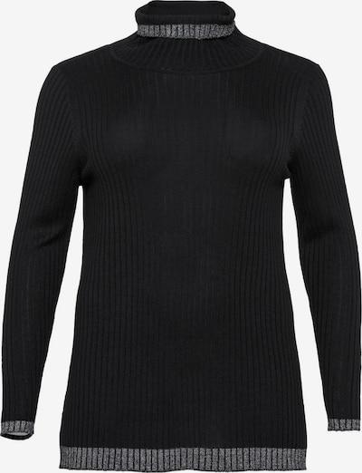 SHEEGO Pullover in schwarz, Produktansicht