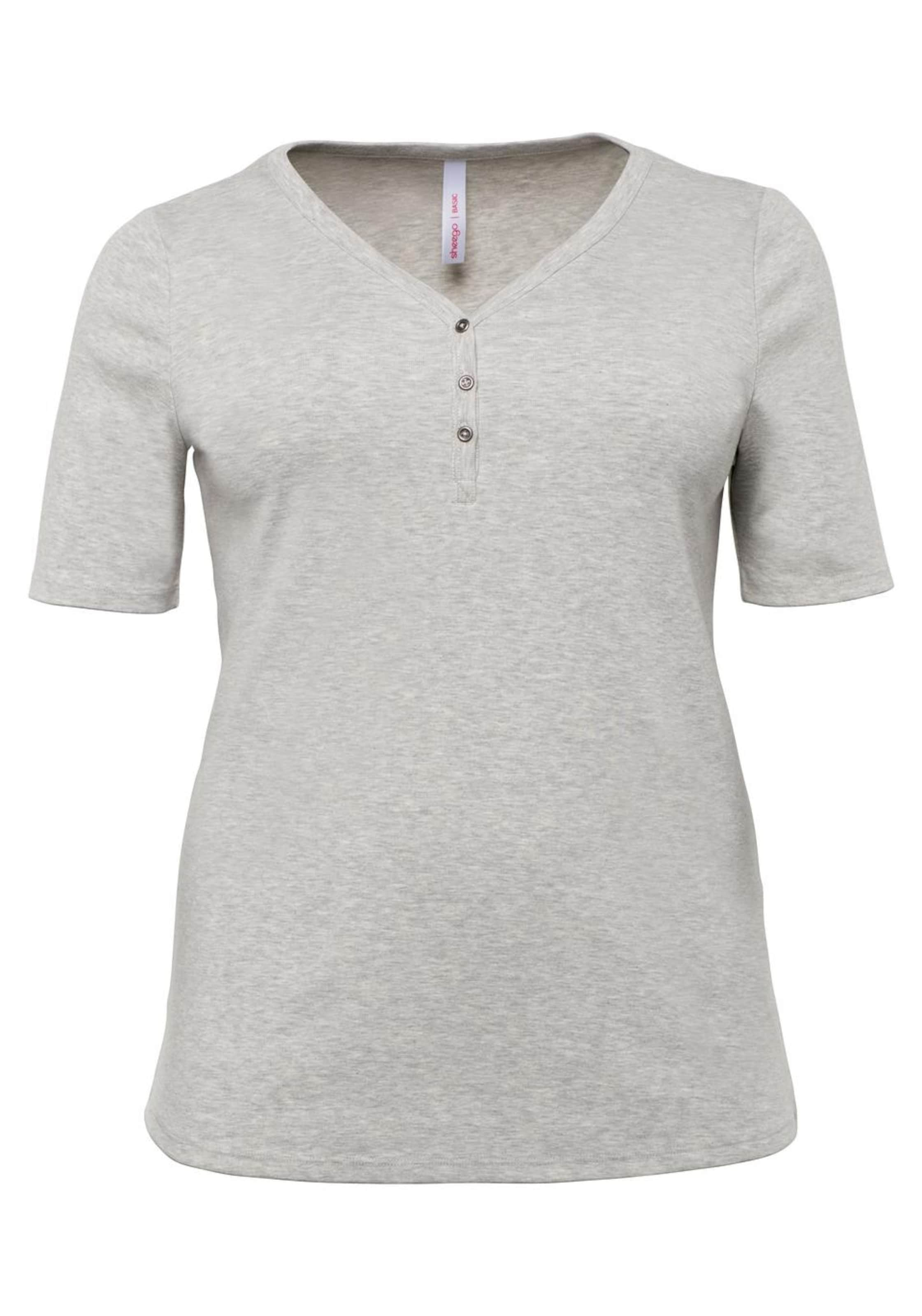 Sheego T In shirt T Graumeliert Sheego 0nwPk8O