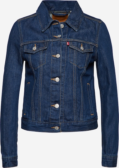 LEVI'S Jeansjacke in blue denim, Produktansicht