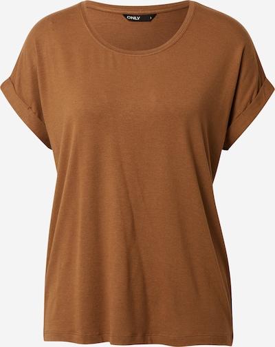 ONLY Shirt in braun, Produktansicht