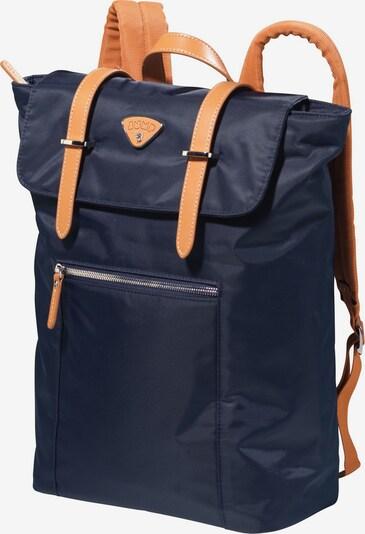 Jump Rucksack in blau, Produktansicht