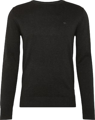 TOM TAILOR Trui 'basic crew-neck sweater'