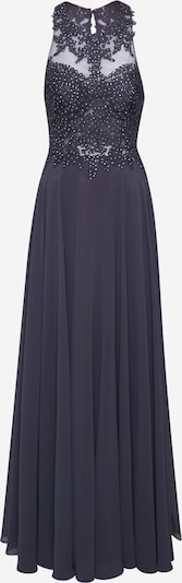 mascara Evening dress 'LACE EMB' in Anthracite / Dark grey, Item view