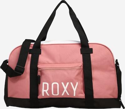 Sportinis krepšys iš ROXY , spalva - rožinė / juoda / balta, Prekių apžvalga